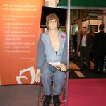 Realistic danny-CPR Dummy Education Show NEC