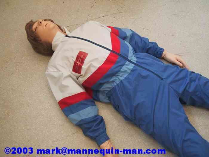 danny cpr being used as a cpr training resucitation manakin in basic life support course, Danny is available in different outfits, depending on your requirements. CPR Dummy Brigade Training Centre West Midlands Fire Service BTC, Smethwick