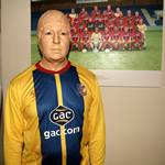 Crystal Palace Football Kit Mannequin