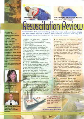 focus on firstaid edition 3 Spring 2007-Article_s.jpg (29928 bytes)