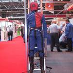 drag dummy Safety & Health Expo NEC