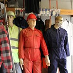 Kenneth Gee Work-wear Living Mannequin