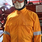 mannequin-man performming as a Museum Dummy: Mannequin man as a new USAR Search and Rescue exhibit at the Essex Fire Museum for Essex Fire Museum on 01/06/2016